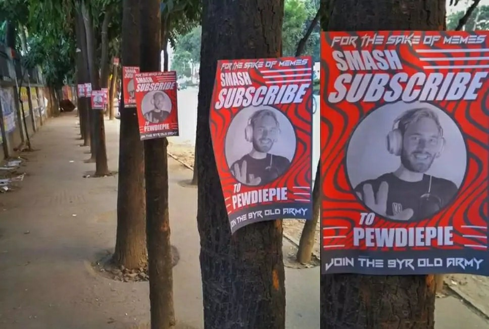 T Series: T-Series Vs Pewdiepie: War For Supremacy Started, Who Do