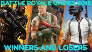 The Winners and Losers of The Battle Royale Community 2018