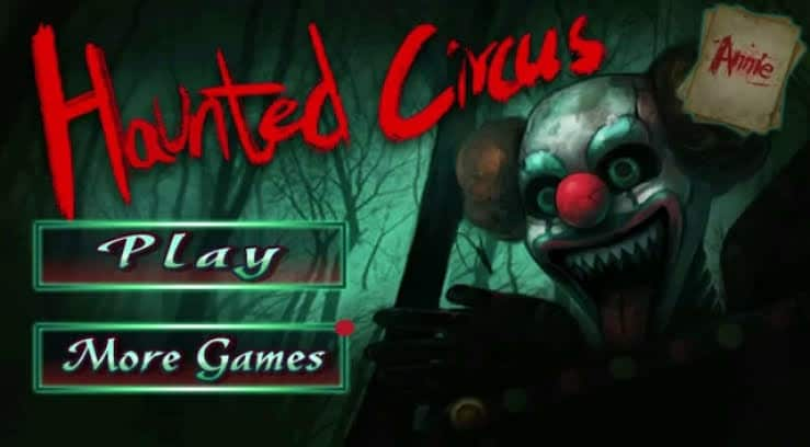 Haunted Circus 3D (15 MB and In-app purchases)