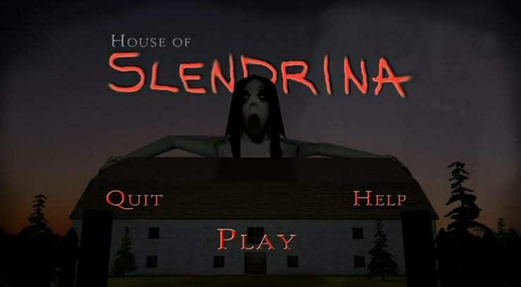 House Of Slendrina (50 MB)