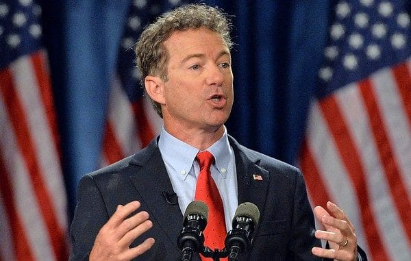 Rand Paul - US Should Stop Funding Israel