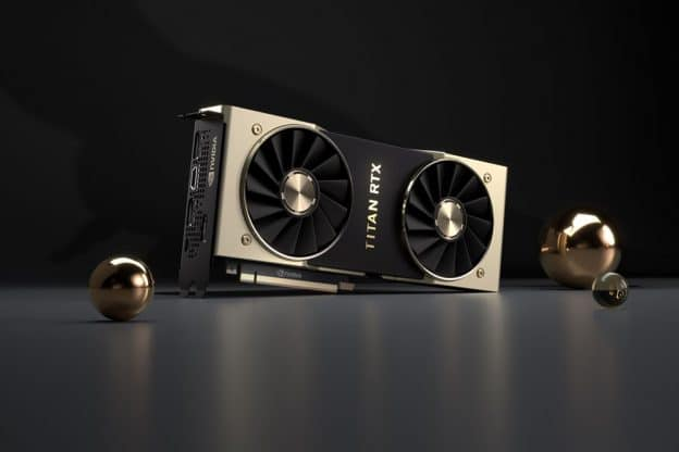 Nvidia Intros Turing-powered Titan RTX