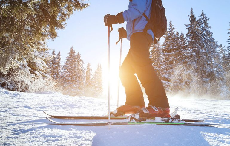 The 3 Best Strength Training Exercises for Snow Sports