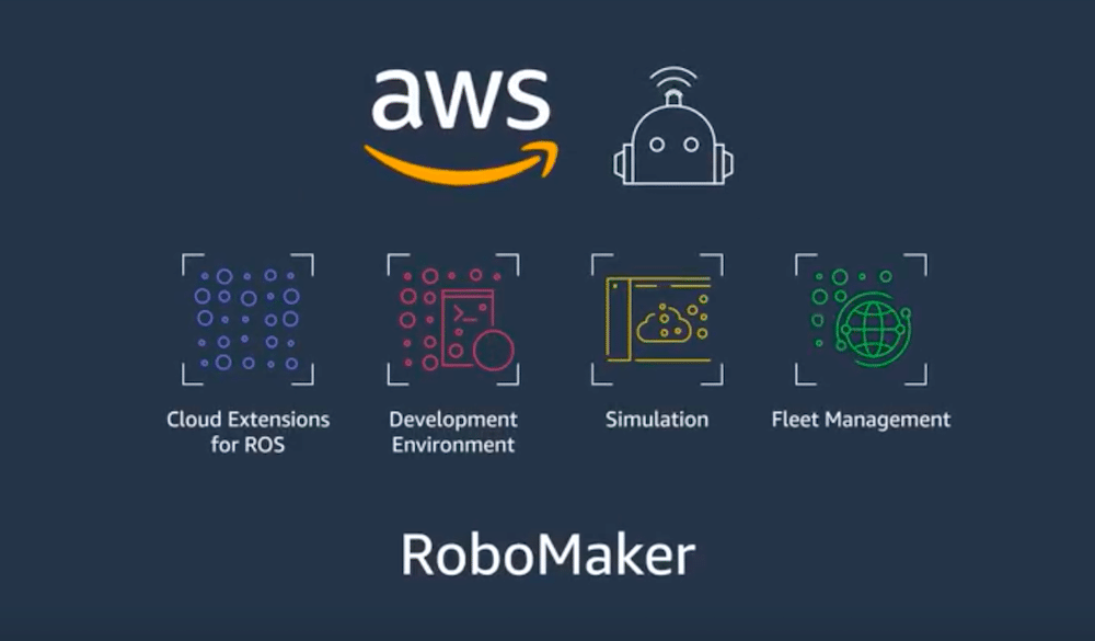 AWS RoboMaker made available to Developers