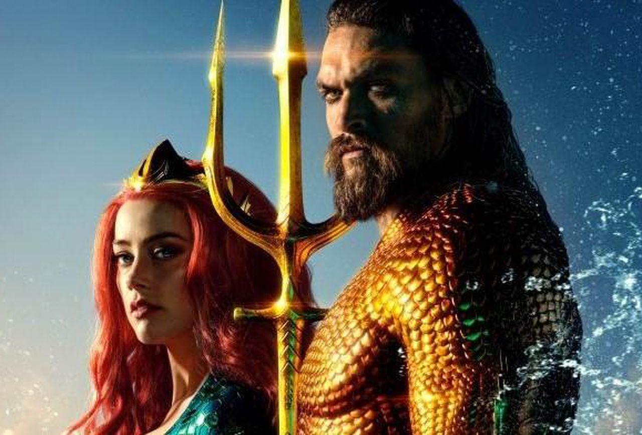 'Aquaman' getting 'positive reviews' and smashing records at China box-office