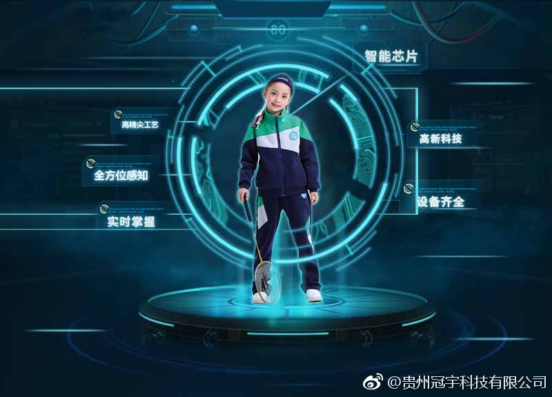 Chinese schools use AI-powered uniforms equipped with tracking Chips