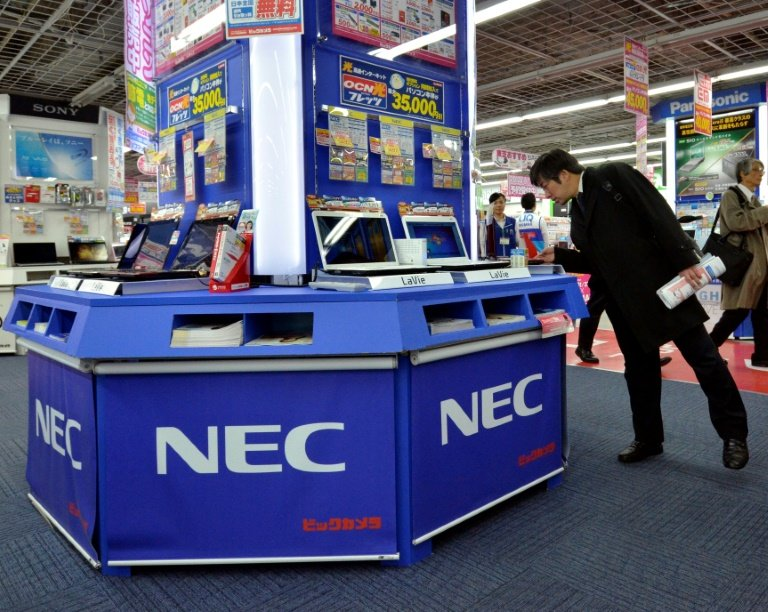 NEC to acquire Danish IT firm KMD