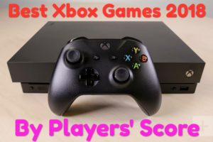 Best Xbox Games of 2018 by Players' score