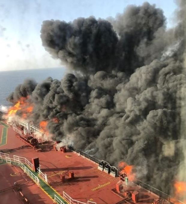 Iran Accuses 'Warmongering' US of 'False Flag' Attack on Oil