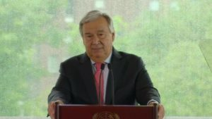 UN Secretary-General: 'Europe Has Been Enriched By Diversity'