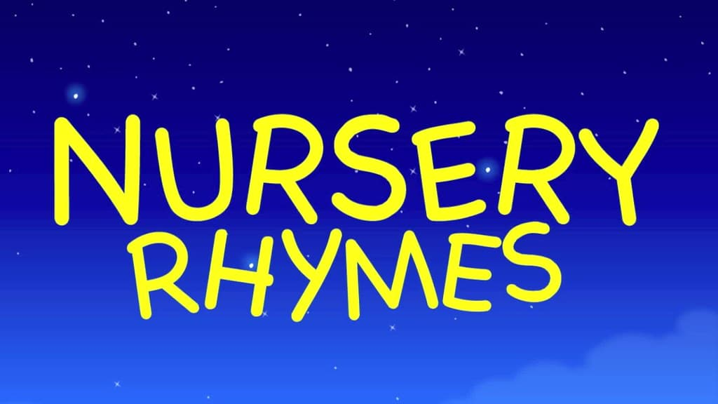 3 Reasons why Singing Nursery Rhymes to Kids are Good for Them