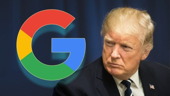 Former Employee Says Google Plan To Meddle In 2020 Elections To Derail Trump