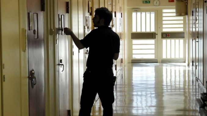 Prison Priest Raped by Migrant In Prayer Room During Spiritual Guidance