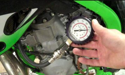 Perform a Compression Test motorcycle