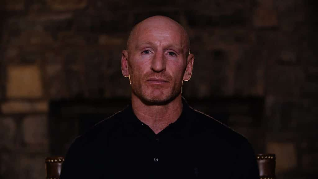 Captain Gareth Thomas of the ex-Wales rugby reveals that he has HIV
