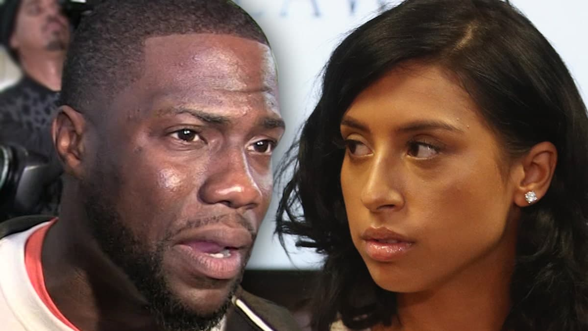 The sex tape accuser Kevin Hart called him a victim and promised not to sue.