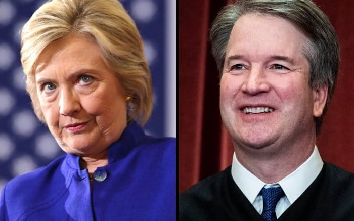 Clinton's defense attorney was the latest Kavanaugh Accuser