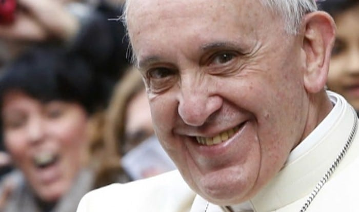 Pope Francis: Life prison ' Not Answer ' Even for the most Dangerous Criminals