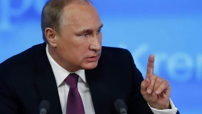 Putin: ' The US Middle Class has not benefited '
