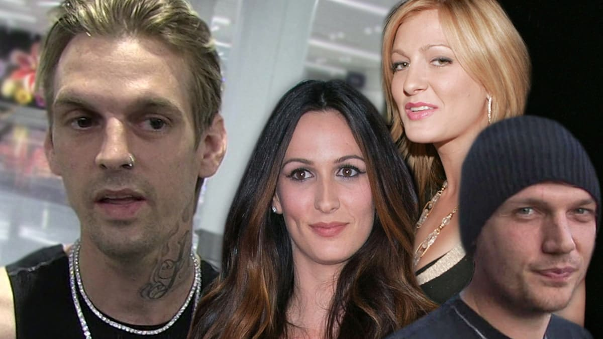 The family plan for Aaron Carter to get help is doomed