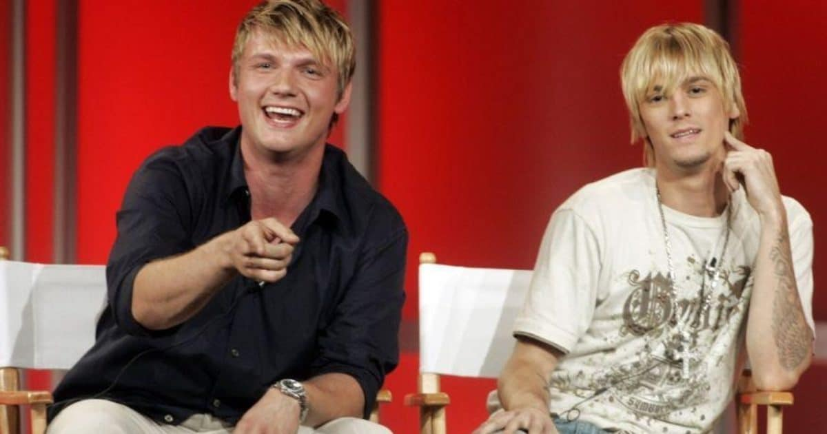 """Sexually Abused Him 10 Aaron Carter Says Nick Carter (and Sister) """"He's Jeffrey Epstein"""""""