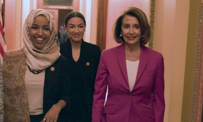 Omar's districts in Pelosi, AOC, ranking ' Worst Sanctuary Cities '