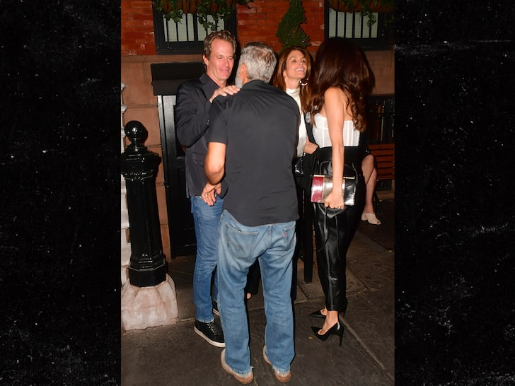Marriage Question on the 5th anniversary of George & Amal Clooney