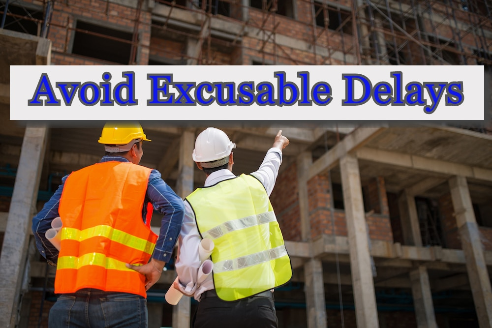 Potential Ways to Avoid Excusable Delays