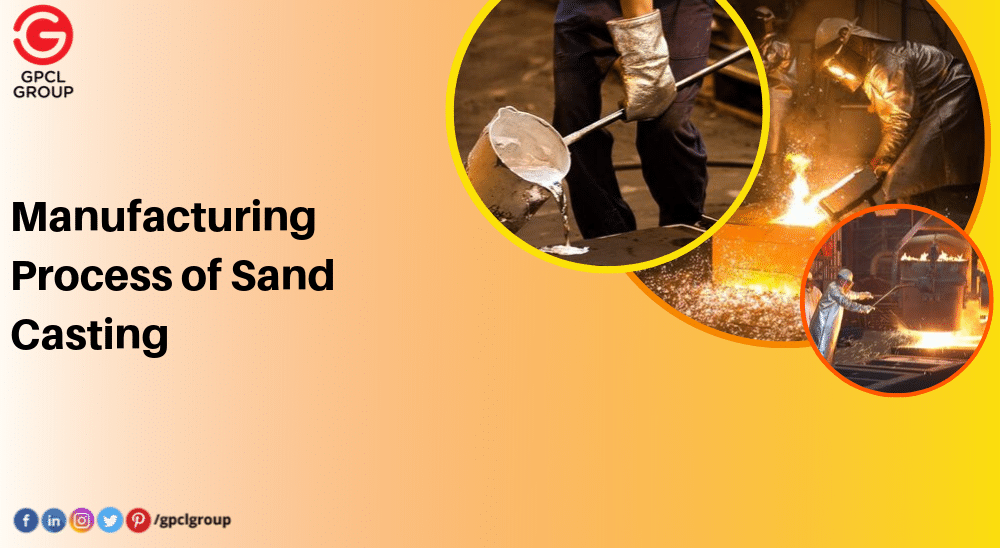 Manufacturing Process of Sand Casting