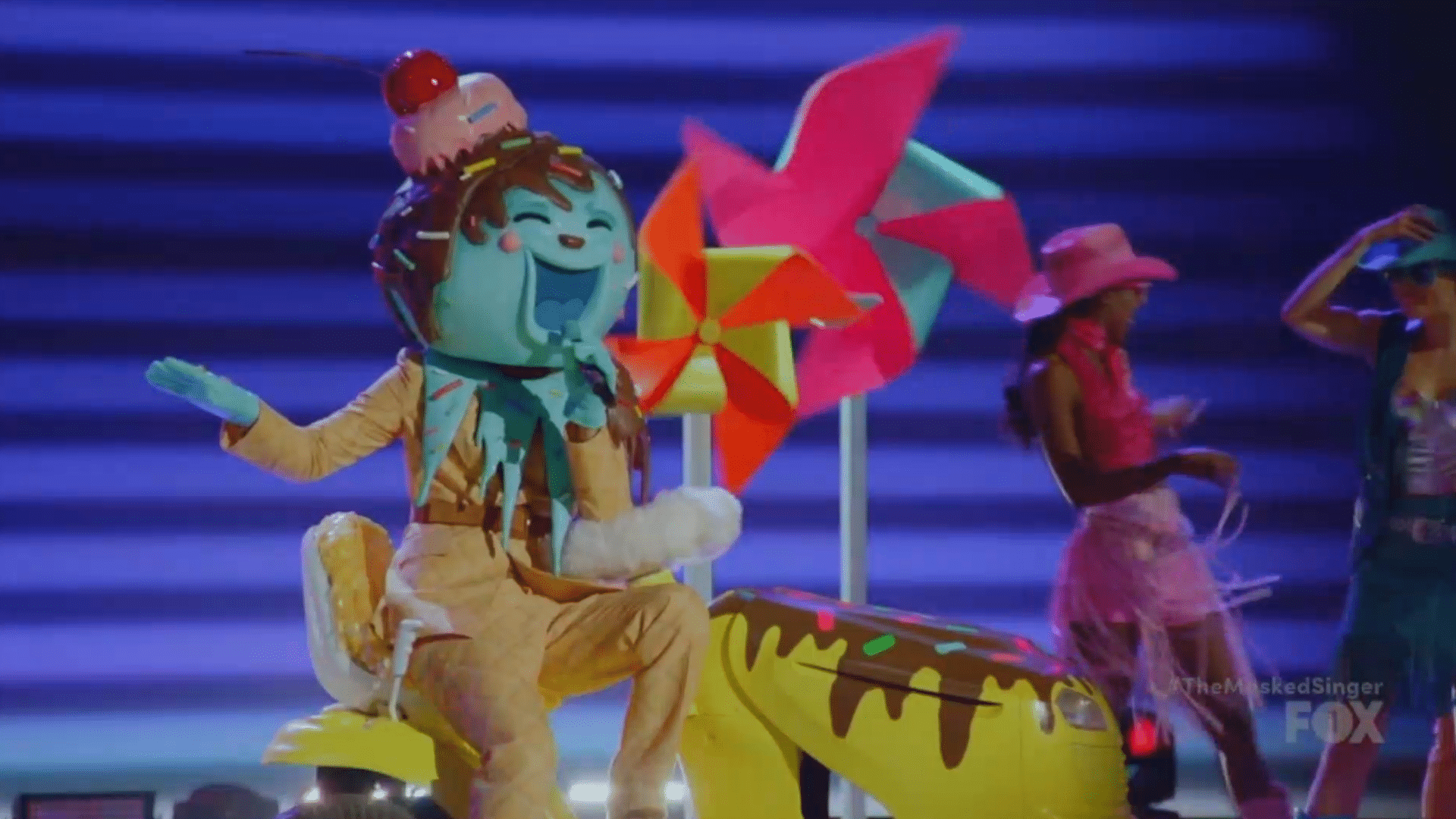 ' Masked Singer ' presents characters and displays the first set of Season 2 clues