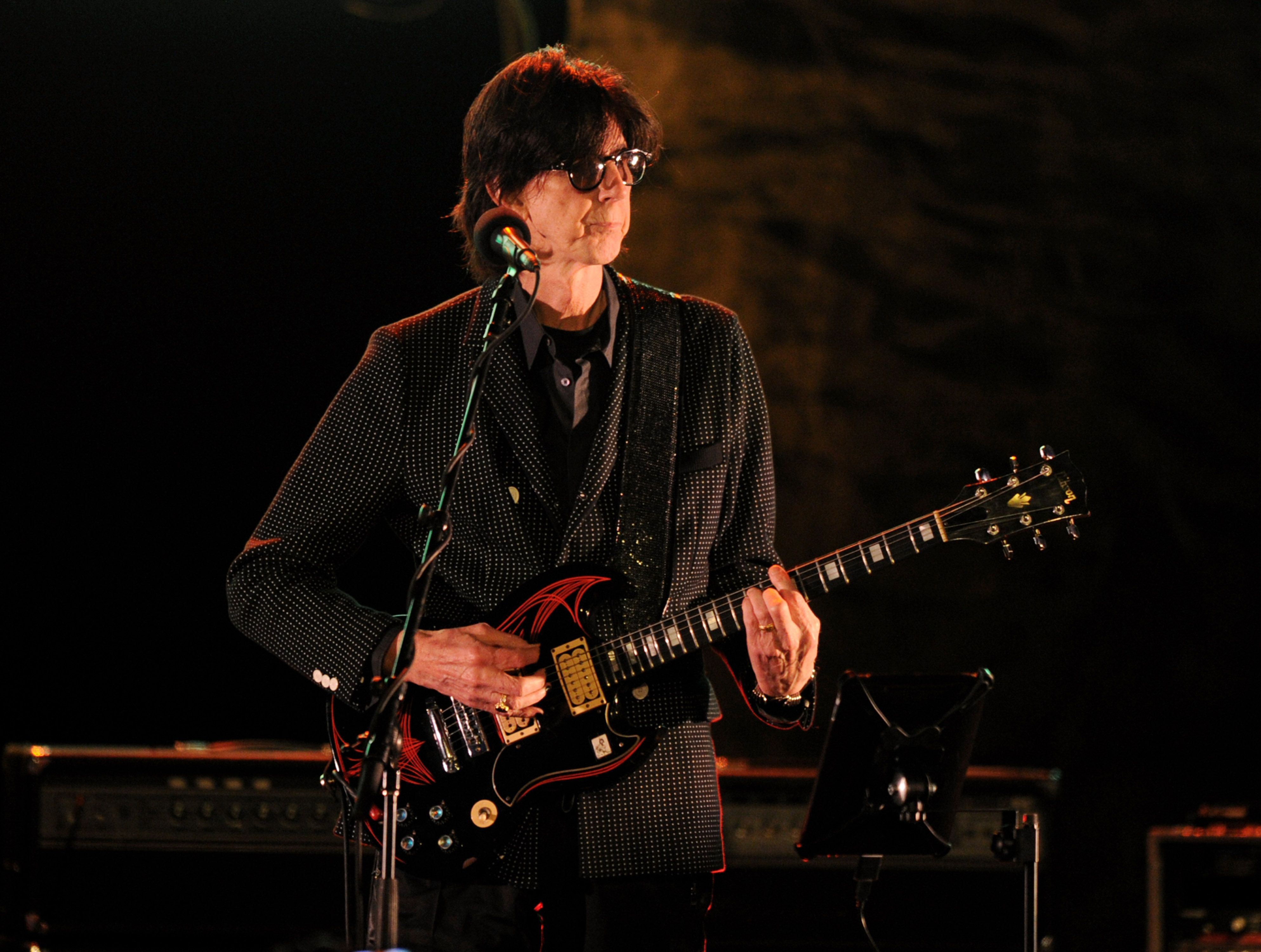 The cause of death for Ric Ocasek, sweet final drawing revealed