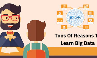 Tons Of Reasons To Learn Big Data