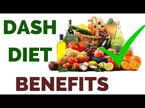 What is the Diet of DASH? What are DASH Diet's Benefits?