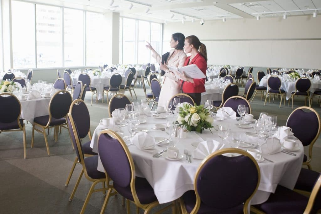 Why do you need professionals for event planning
