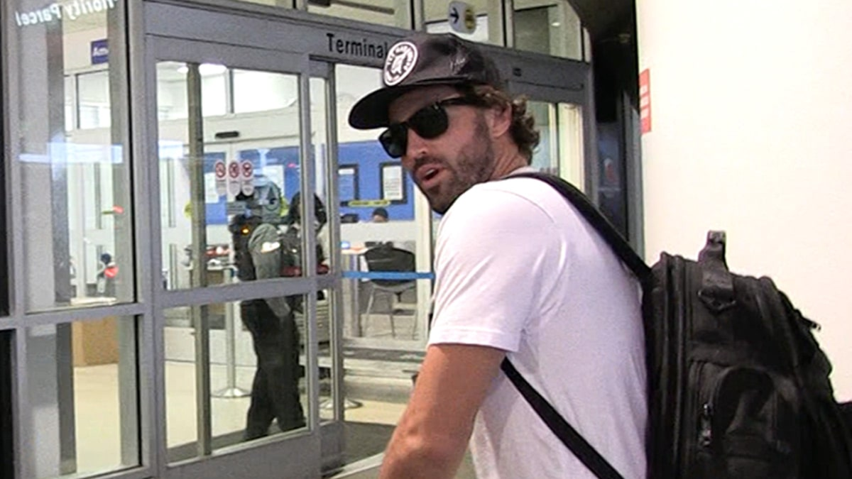 Brody Jenner Wants to meet the father of GF Josie Canseco, Let's hit the cages!