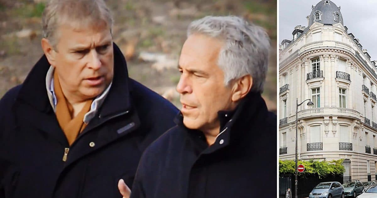 Jeffrey Epstein's Home was regularly visited by Prince Andrew