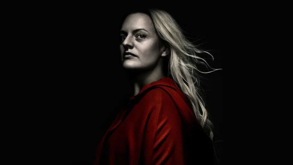 ' Handmaid's Tale'-Inspired Sparks Backlash Wedding Picture