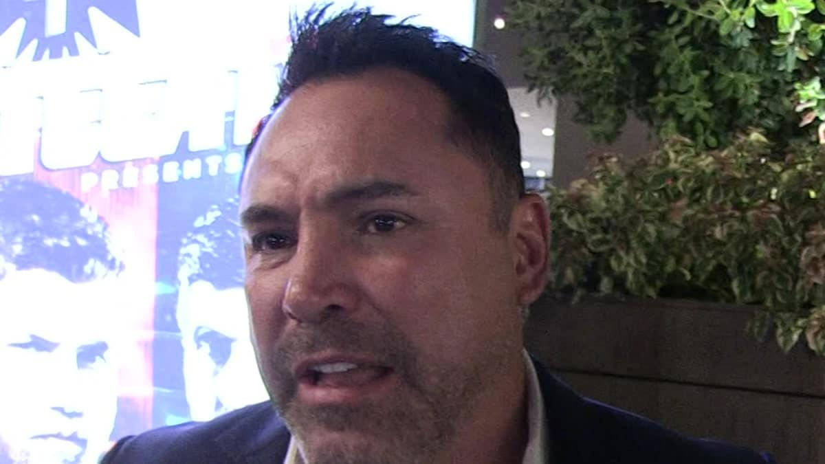 Oscar De La Hoya Though ' Highly Intoxicated ' accused of mistreating workers