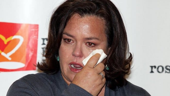 FAIL: Rosie O'Donnell Silently Deletes Facebook Poll After 58% Say ' Hell No '