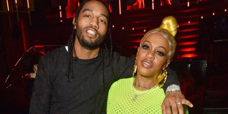 Exposed and physically abused by Karl Dargan, Lil Mo opioid addiction!