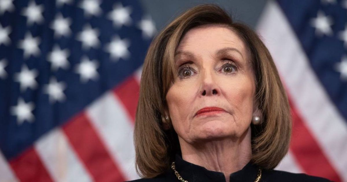 Pelosi introduces a War Powers Bill on the Military Power of Trump in Iran