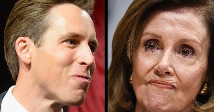 January Senate Time to hand over prosecution records or face dismissal Pelosi