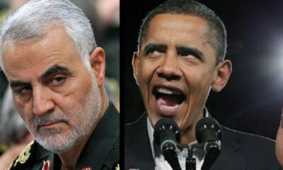 Bombshell: Obama has given terrorist leader Soleimani AMNESTY as part of Iran's deal