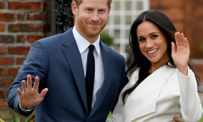 Prince Harry & His Wife Meghan Are Resigning From The Royal Family