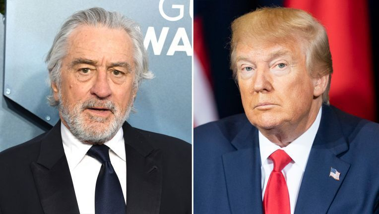 Robert De Niro accuses President Trump for abussing his influence blatantly