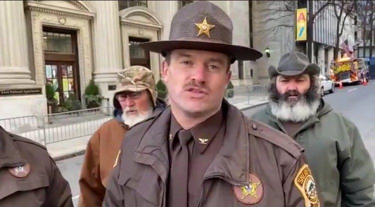 VA Sheriff: Unconstitutional Democrat Gun Control Laws Will NOT Be Enforced