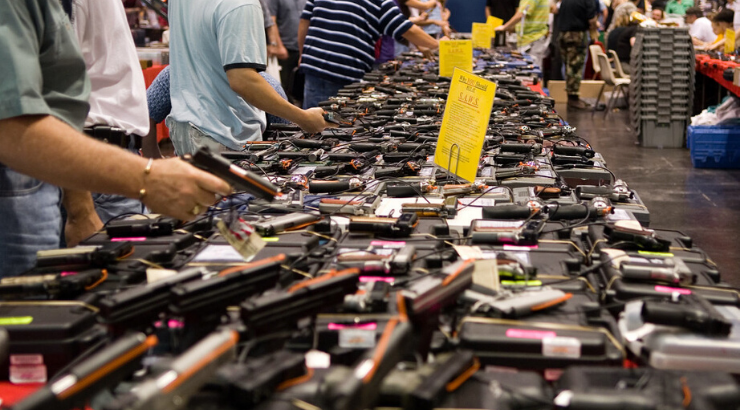 Backfires as gun sales Soar To Near All Time Record High Virginia Democrats ' Gun Grab