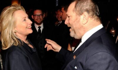 Hillary Clinton Defends Years Long Harvey Weinstein Association