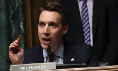Josh Hawley Prepares Bidens for Subpoena, Schiff, ' Whistleblower '