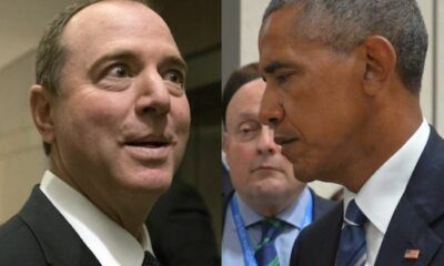 """Schiff Claims that it is """"false"""" for POTUS to probe competitors after Obama has been defended."""